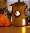 Ceramic-lantern